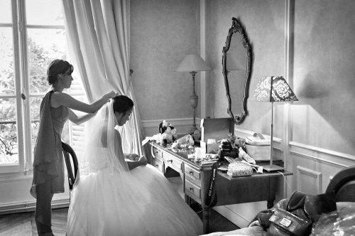 Photographe mariage - Karine Morvan PHOTOGRAPHIE - photo 14