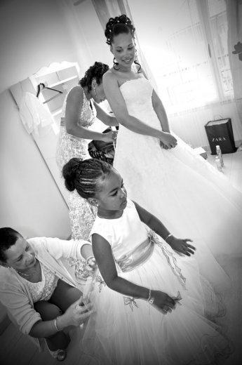 Photographe mariage - Karine Morvan PHOTOGRAPHIE - photo 8