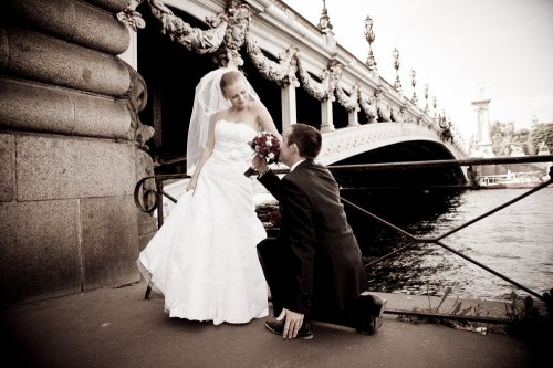 Photographe mariage - Marcel Marques - photo 9