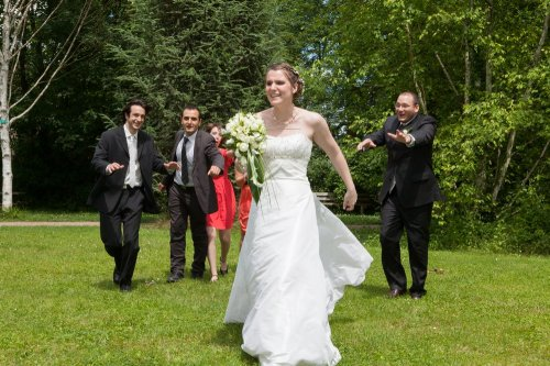 Photographe mariage - jean claude morel - photo 35