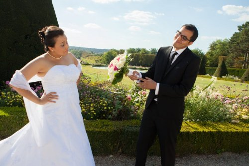 Photographe mariage - jean claude morel - photo 25