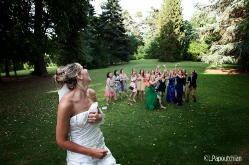 Photographe mariage - Laurence PAPOUTCHIAN - photo 7