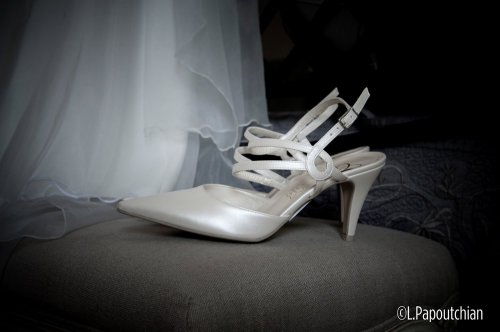 Photographe mariage - Laurence PAPOUTCHIAN - photo 1