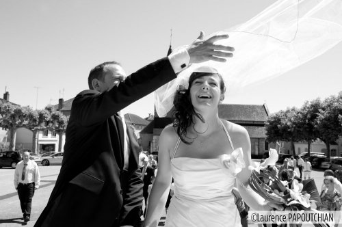 Photographe mariage - Laurence PAPOUTCHIAN - photo 4