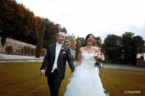 Photographe mariage - Laurence PAPOUTCHIAN - photo 21