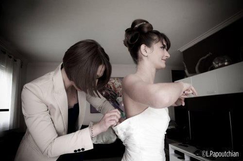Photographe mariage - Laurence PAPOUTCHIAN - photo 54