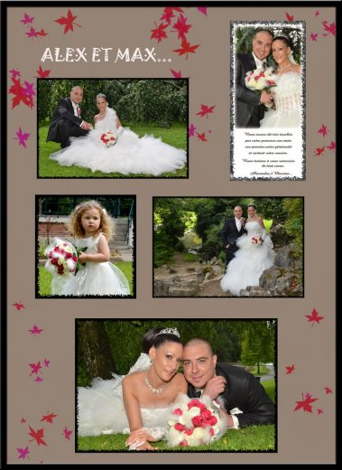 Photographe mariage - Stephy's Photographie - photo 185
