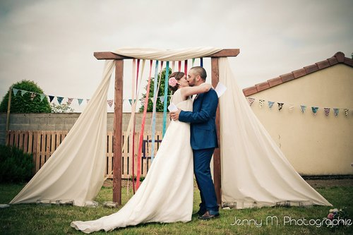 Photographe mariage - Jenny M. Photographie  - photo 87