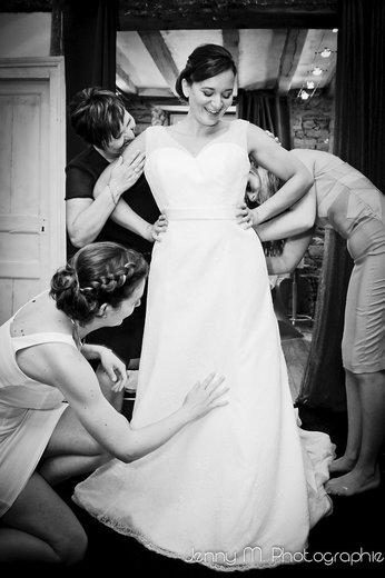 Photographe mariage - Jenny M. Photographie  - photo 79