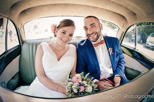 Photographe mariage - Jenny M. Photographie  - photo 96