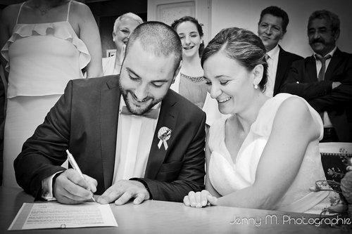 Photographe mariage - Jenny M. Photographie  - photo 94