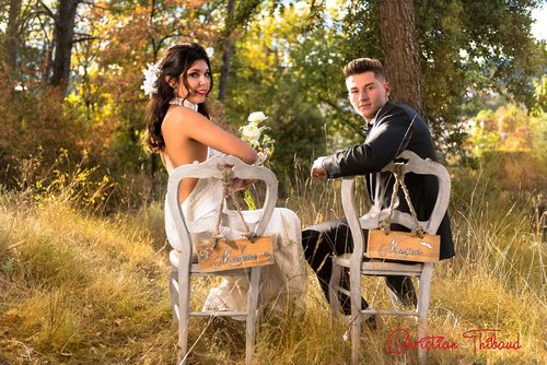 Photographe mariage - THIBAUD Christian, photographe - photo 102
