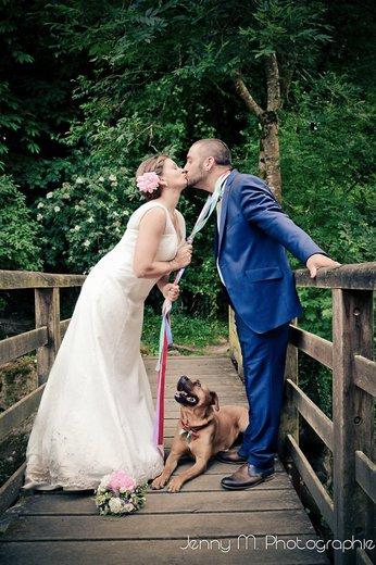 Photographe mariage - Jenny M. Photographie  - photo 131