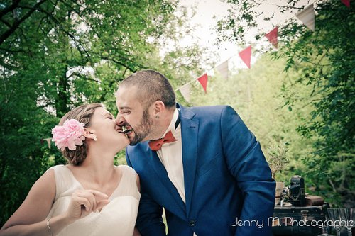 Photographe mariage - Jenny M. Photographie  - photo 114