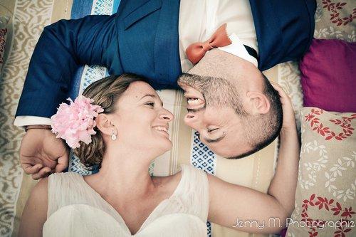 Photographe mariage - Jenny M. Photographie  - photo 116