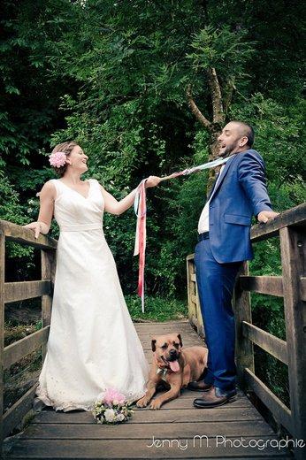 Photographe mariage - Jenny M. Photographie  - photo 130