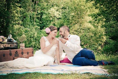 Photographe mariage - Jenny M. Photographie  - photo 125