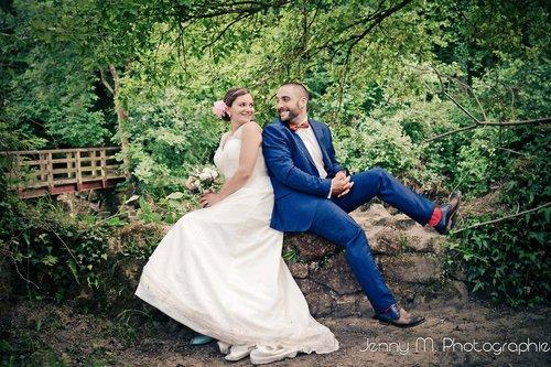 Photographe mariage - Jenny M. Photographie  - photo 126
