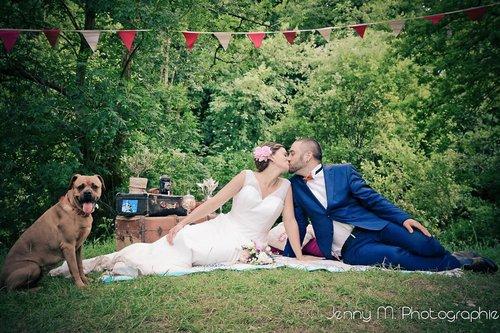 Photographe mariage - Jenny M. Photographie  - photo 109