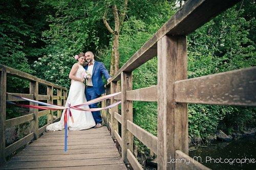 Photographe mariage - Jenny M. Photographie  - photo 128