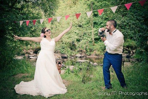 Photographe mariage - Jenny M. Photographie  - photo 123
