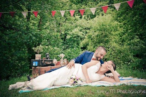 Photographe mariage - Jenny M. Photographie  - photo 110