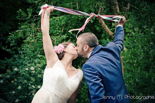Photographe mariage - Jenny M. Photographie  - photo 129