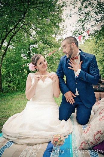 Photographe mariage - Jenny M. Photographie  - photo 112