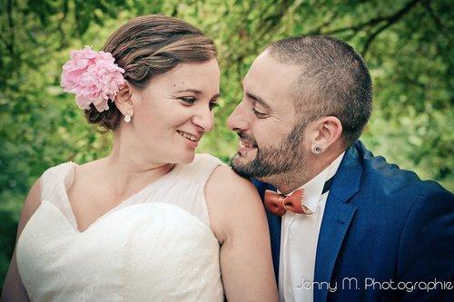 Photographe mariage - Jenny M. Photographie  - photo 127