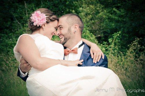 Photographe mariage - Jenny M. Photographie  - photo 121