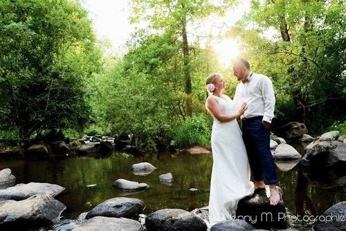 Photographe mariage - Jenny M. Photographie  - photo 140