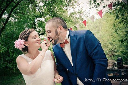 Photographe mariage - Jenny M. Photographie  - photo 113