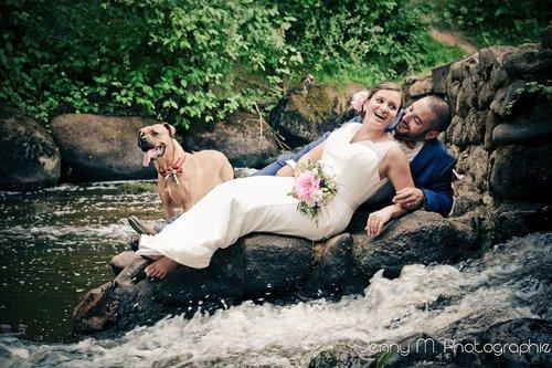 Photographe mariage - Jenny M. Photographie  - photo 132