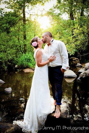 Photographe mariage - Jenny M. Photographie  - photo 137