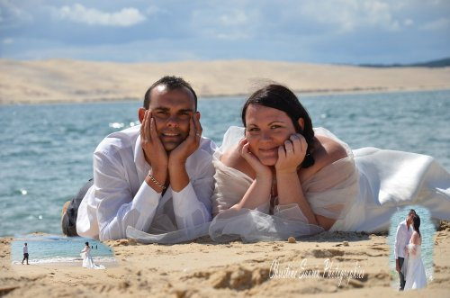 Photographe mariage - Christine Saurin - photo 35