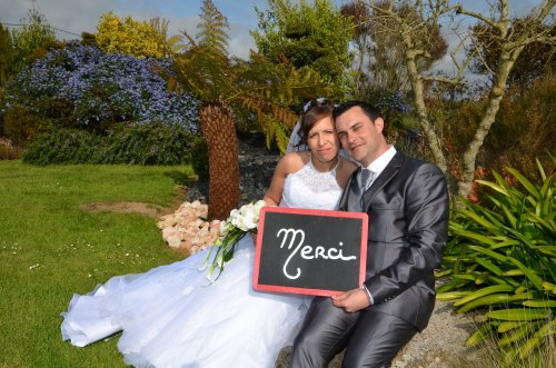 Photographe mariage - BREIZH-PHOTOS W.Pedesseau - photo 24
