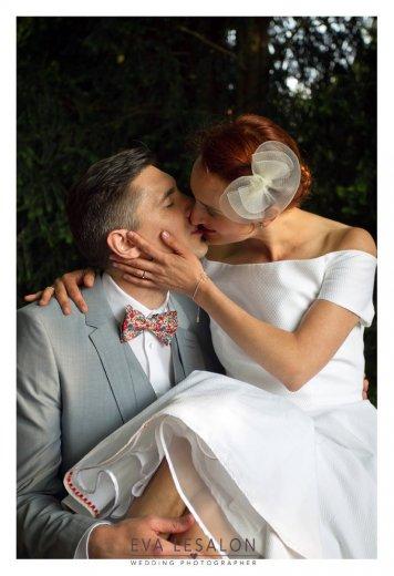 Photographe mariage - Eva Lesalon photographies  - photo 10