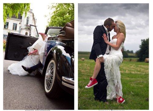Photographe mariage - Eva Lesalon photographies  - photo 20