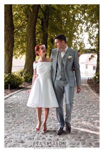 Photographe mariage - Eva Lesalon photographies  - photo 9