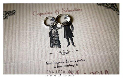 Photographe mariage - Eva Lesalon photographies  - photo 4