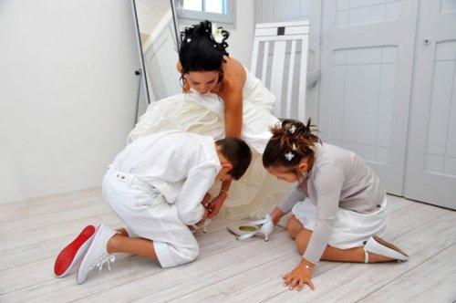 Photographe mariage - Isabelle Robak Photographe - photo 14