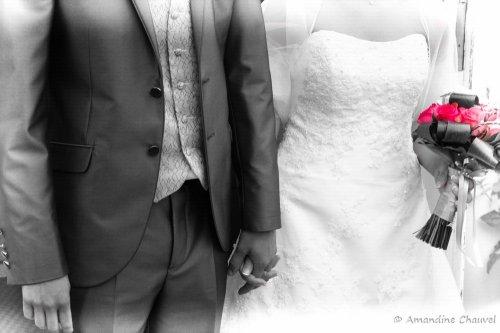 Photographe mariage - Amandine Chauvel Photographe - photo 12
