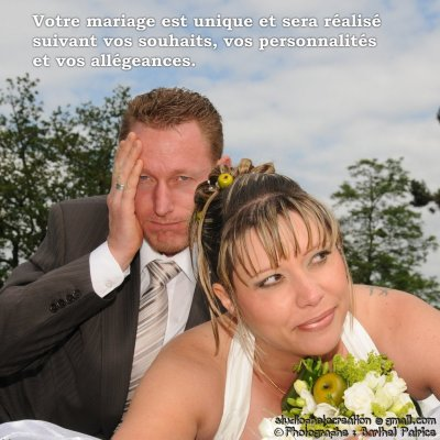 Photographe mariage - STUDIOPHOTOCREATION - photo 35