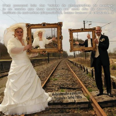 Photographe mariage - STUDIOPHOTOCREATION - photo 30
