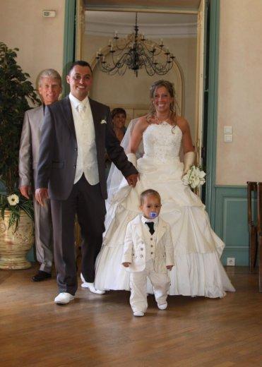 Photographe mariage -              CHRISTOPHE JONDET - photo 37