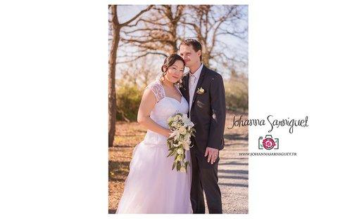 Photographe mariage - Johanna Sarniguet Photographe - photo 1