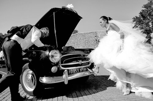 Photographe mariage - L.E. Photographe  - photo 6