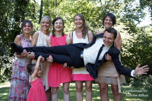 Photographe mariage - Bilhaut Nolwenn, photographe - photo 69