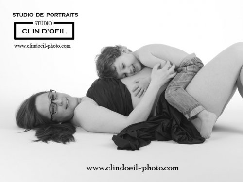 Photographe mariage - Studio CLIN D'OEIL - photo 54