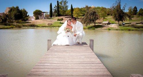 Photographe mariage - Uzan - photo 16